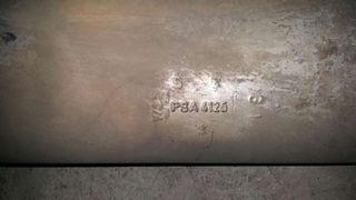 Silenciador xsara 2.0hdi 90cv motor rhy