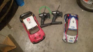Coches rc gasolina alpha 3 kyosho