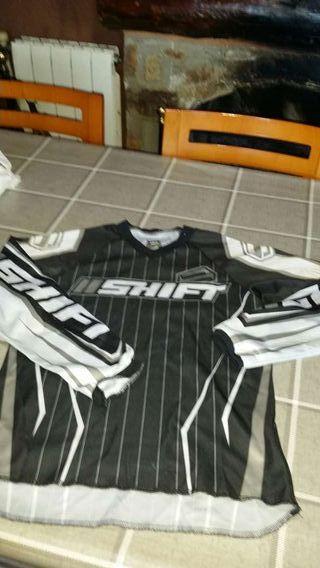 Jersey motocross talla 10-12