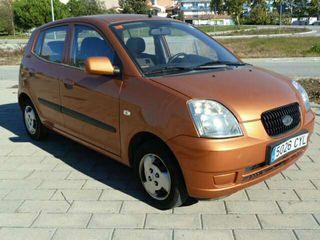 Kia Picanto 1.1 año 2004, 82.000km
