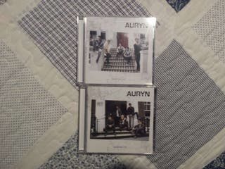 AURYN. 2 cds Endless Road 7058