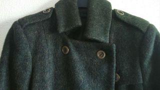 Abrigo de lana. Marca Benetton