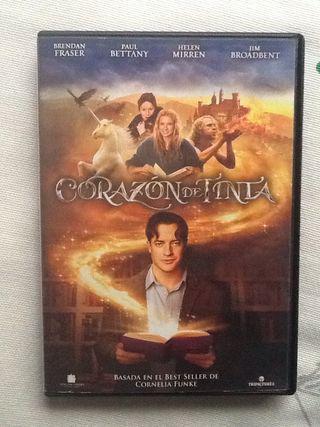 Corazon De Tinta Dvd