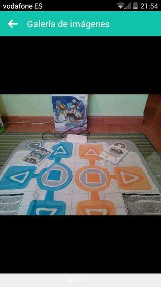 Alfombra Wii