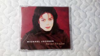Michael Jackson - You Are Not Alone (CD-single)