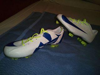 Zapatillas de fútbol (nike mercurial).