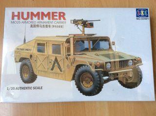 Maqueta Hummer
