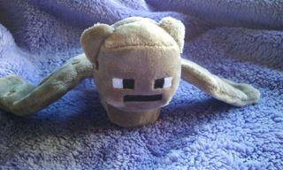 Peluche Minecraft - Murcielago