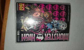 Álbum de postales de monster high