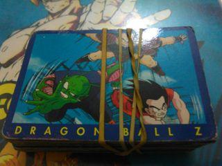 CAMBIO Cromos Dragon Ball Z