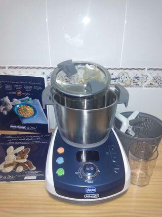 Robot de cocina chico delonghi