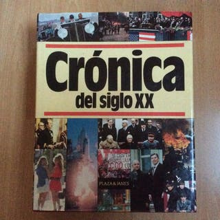 Libro Cronica Del Siglo XX