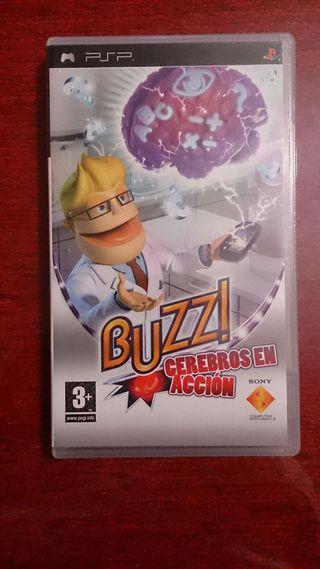 Juegos psp Buzz