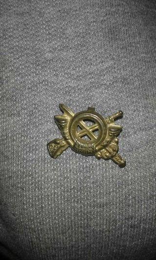 Insignia militar ejercito