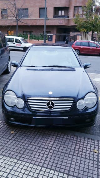 Mercedes Sport Coupe Kompressor C180