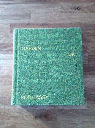 Rob Cassy Garden UK English
