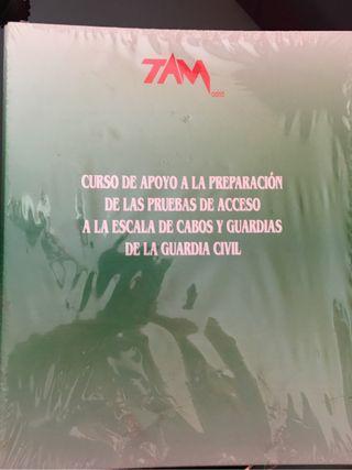 Carpeta Oposicion Guardia Civil