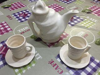 Juego Cafetera