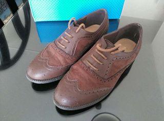 Zapatos marrones MariPaz 37