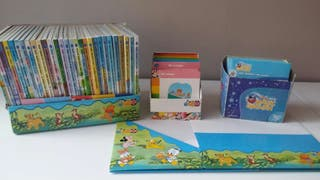 Colección completa..MAGIC ENGLISH+ Regalo