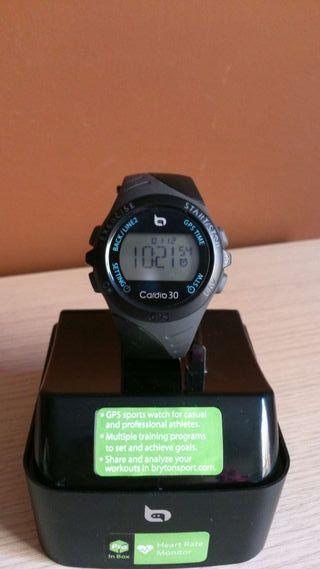Reloj deportivo Bryton Cardio 30 GPS. NUEVO
