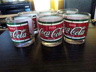 Vasos Coca Cola