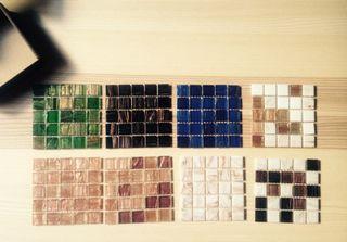 8 Posavasos de Mosaico