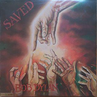 Bob Dylan Saved (vinilo)