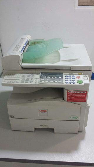 Impresora, fotocopiadora, fax