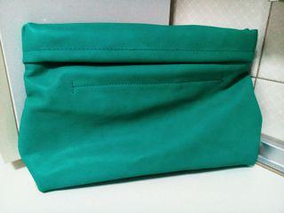 Bolso azul turquesa