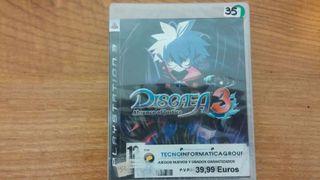 Disgaea 3 PLAYSTATION 3