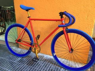 Bicicleta Fixie Single Speed