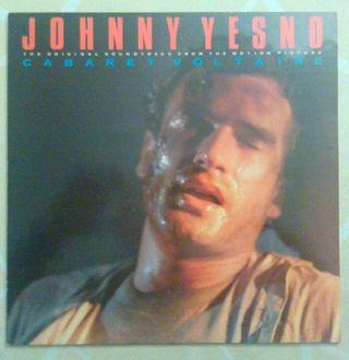 Cabaret Voltaire Johny Yesno