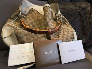 Bolso Gucci ORIGINAL con bamboo