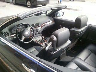 Coche BMW318CI DESCAPOTABLE