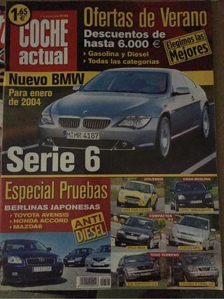 Revista Coche Actual 2003