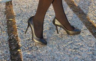 Zapato Zara Piel
