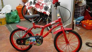 Bicicleta mickey