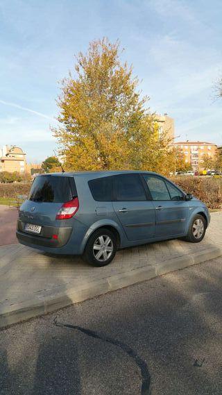 Coche Renault grand scenic