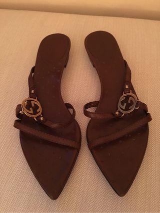 Sandalias de Gucci Originales