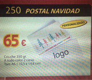 250 Postales De Navidad