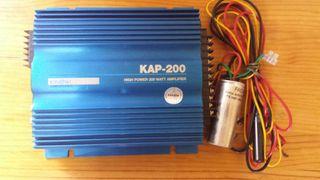 Amplificador 200 wattios