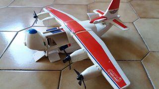Avión Micro Machines