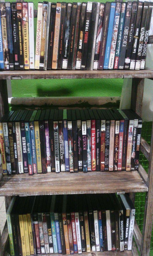 90 Peliculas DVD