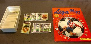 Liga 96/97 Album Cromos
