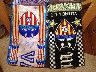 Bufandas Y Bandera Valencia Cf