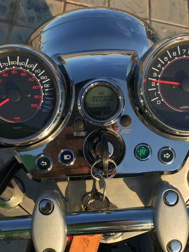Hyosung Aguila 250cc