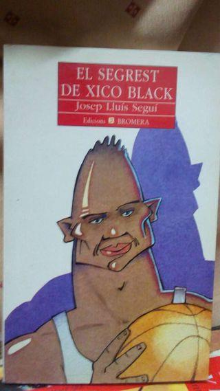 El segrest de xico black