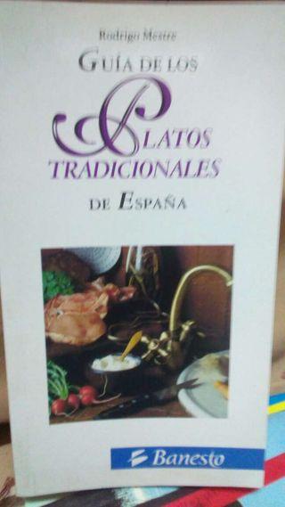 Platos tradicionales de España