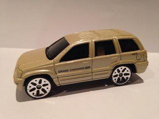 Coche 1999 Jeep Grand Cherokee Maisto
